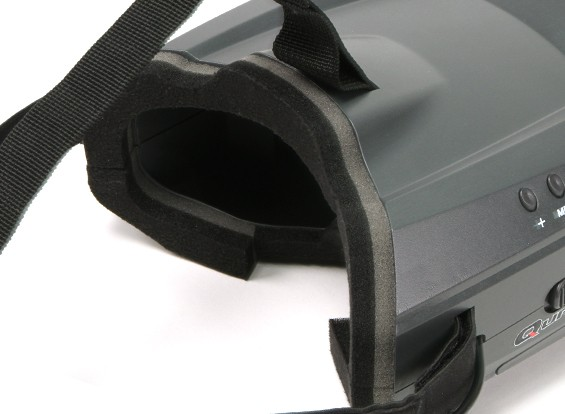 Quanum Cyclops FPV Goggle w/ Integrated Monitor and Receiver