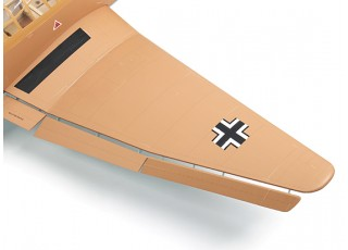Junkers Ju-87B-2 Stuka 1400mm main wing