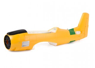 Durafly™ T-28 Trojan 1100mm V2 - Fuselage without Canopy