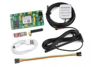 SIM7100C 4G Module GPS GPRS Development Board All included