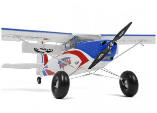 Durafly Color Tundra 1300mm Anniversary Edition (Blue/Red) (PnF) - Front Flaps