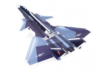 H-King J-20 - Glue-N-Go - 5mm Foamboard PP 650mm (Kit) - top view