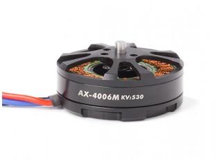 AX-4006M-530KV Brushless Outrunner Motor 4~5S (CCW) - main