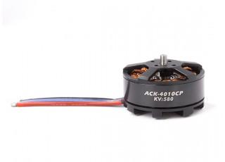 ACK-4010CP-580KV Brushless Outrunner Motor 4~5S (CCW) - full