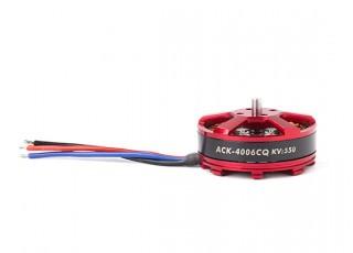 ACK-4006CQ-550KV Brushless Outrunner Motor 4~5S (CCW) - full