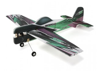 H-King Wargo YAK55 1096mm (43.1in) KIT - front view