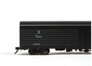 B15E Refrigerated Freight Car (HO Scale - 4 Pack) Set 1 3