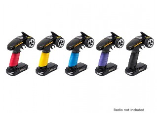 TrackStar Handle Wrap Tape 1100 x 25mm (Black) -All Colors