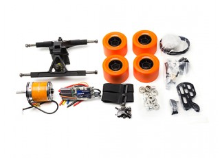 Turnigy Skateboard Electric Conversion Kit - Kit