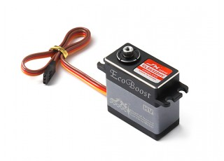 JX CLS6322HV Coreless Metal Gear High Torque Digital Servo 21.06kg/0.07sec/63g with lead