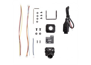 RunCam Swift 2 600TVL FPV Camera PAL (Black) (Top Plug) - extras