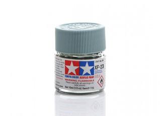 Tamiya XF-23 Flat Light Blue Mini Acrylic Paint (10ml)