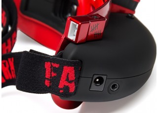 FatShark Attitude V4 10th Anniversary Edition Headset - connections