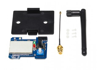 DIY 4-IN-1 Multi-protocol TX Module With Antenna - kit parts