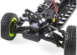 Quanum Vandal 1/10 4WD Electric Racing Buggy (ARR) - front uncovered
