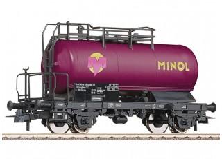 Roco HO Tank Wagon DR (MINOL)