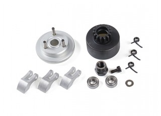 Basher Saber Tooth 1/8th Scale Truggy Complete Replacement Clutch Assembly