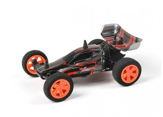 Velocis Viper 1/32 2WD Buggy (RTR) (Black) - side view