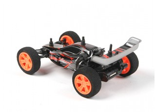 Velocis Viper 1/32 2WD Buggy (RTR) (Black) - rear view