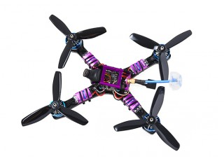 Diatone 2017 GT200S FPV Racing Drone PNF (Violet) View 2