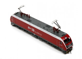 HXD1D Electric Locomotive HO Scale (DCC Equipped) No.4 2