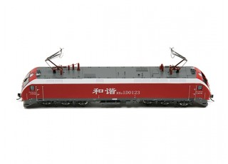 HXD1D Electric Locomotive HO Scale (DCC Equipped) No.4 3