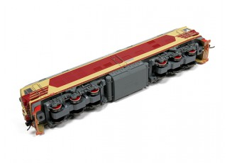 DF4DK Diesel Locomotive HO Scale (DCC Equipped) No.3 5