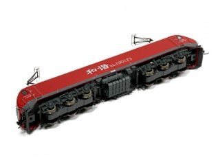 HXD1D Electric Locomotive HO Scale (DCC Equipped) No.4 6