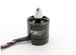 SCRATCH/DENT - Black Widow 2216 900KV With Built-In ESC CW