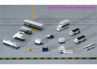 Gemini Jets New 14 Pieces Ground Accessories set GJARPTSETA