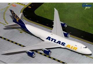 Gemini Jets Atlas Air Boeing B747-8F N852GT 1:200 Diecast Model G2GTI583