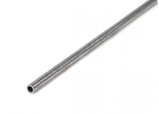 K&S Precision Metals Aluminum Stock Tube 3mm OD x 0.45mm x 1000mm (Qty 1)
