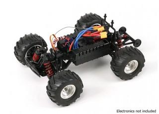 Basher 1/16 4WD Mini Monster Truck V2 - Bad Bug (Kit) 2