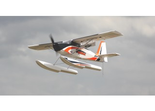 Durafly Color Tundra 1300mm Anniversary Edition (Orange/Grey) (PnF) - Float 3