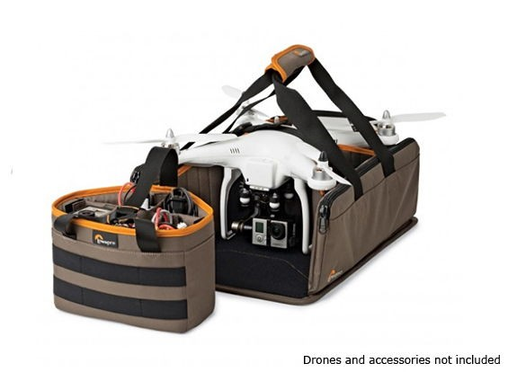 Lowepro™ DroneGuard™ Kit Storage system for 400 Size Drones