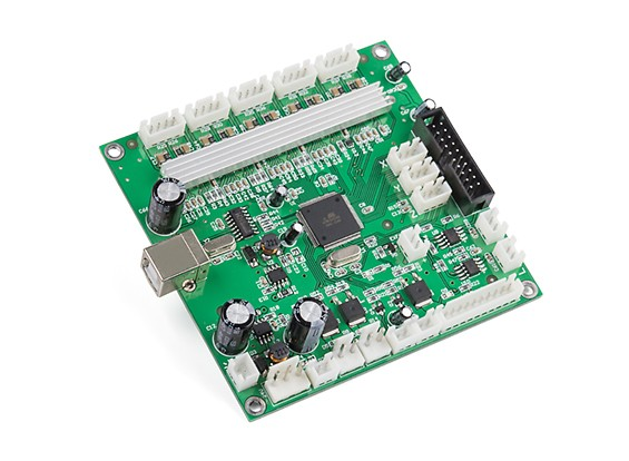 Malyan M180 Dual Head 3D Printer Main Printed Circuit Board