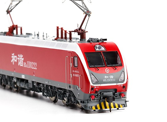 HXD1D Electric Locomotive HO Scale (DCC Equipped)