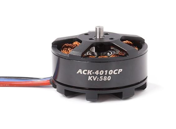 ACK-4010CP-580KV Brushless Outrunner Motor 4~5S (CCW)
