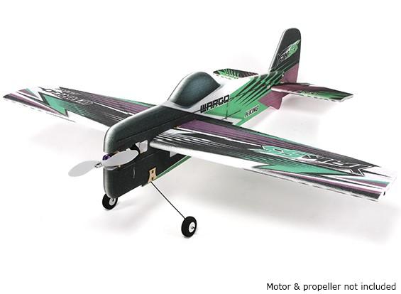 H-King Wargo YAK55 1096mm (43.1in) KIT