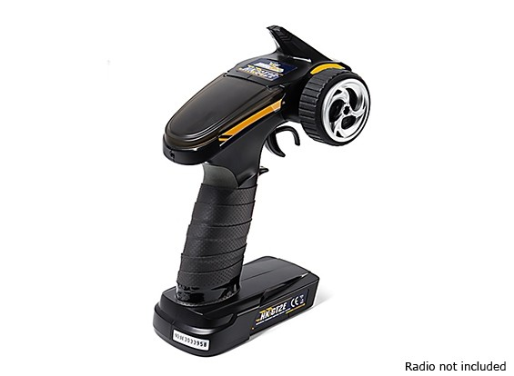 TrackStar Handle Wrap Tape 1100 x 25mm (Black)
