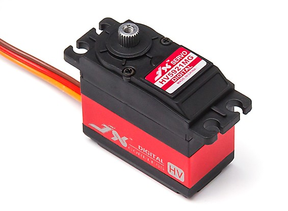 JX PDI-HV5932MG Coreless Metal Gear High Voltage Digital Servo 32.3kg/0.10sec/59.3g