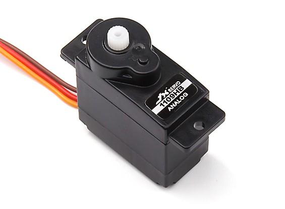 JX PS-1109HB Micro Analog Servo 1.89kg/0.07sec/9.45g