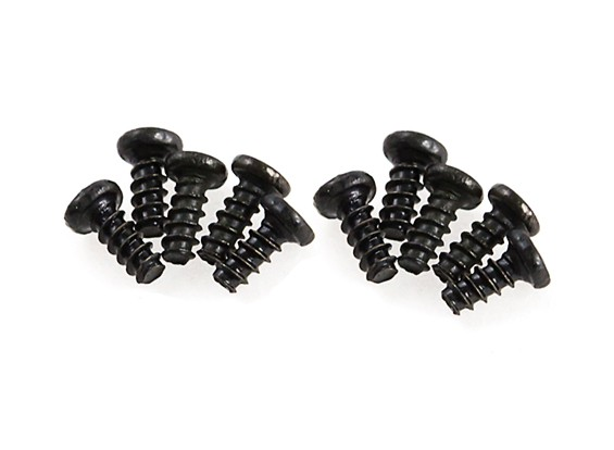 WL Toys K989 1:28 Scale Rally Car - Replacement M2x5mm Screws K989-22 (10pc)