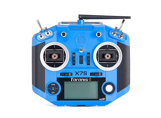FrSky Taranis Q X7S Digital Telemetry Radio System 2.4GHz ACCST (EU Version)