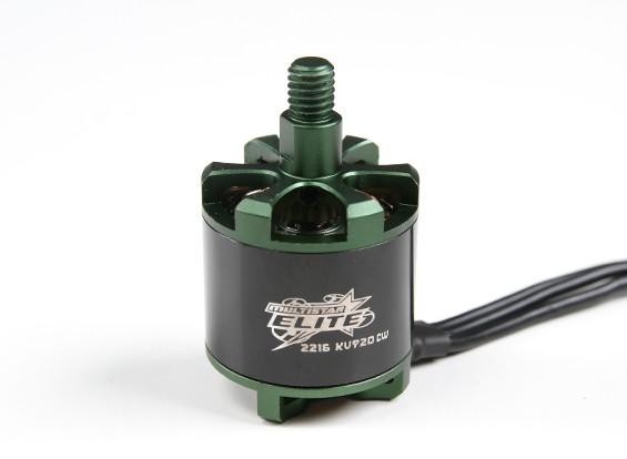 SCRATCH/DENT - Multistar Elite 2216 920KV Multirotor Motor (CW) E1131