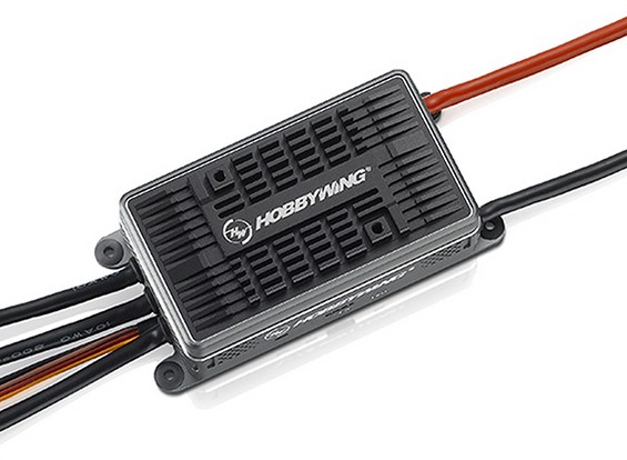 SCRATCH/DENT - Hobbywing Platinum HV 160A ESC (Heli and Fixed Wing)