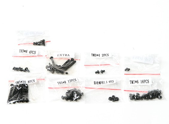 SCRATCH/DENT - Sky-Hero Annakin - Spare Part - Screw/Fasteners Set