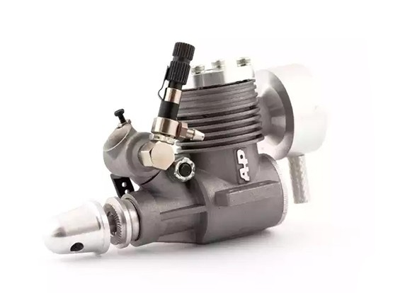 SCRATCH/DENT - AP Hornet 09A Two Stroke Glow Engine