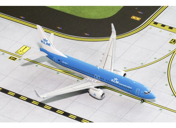 """Gemini Jets KLM Airlines Boeing 737-800w """"New Colors"""" PH-BXZ 1:400 Diecast Model GJKLM1463 (Others)Back  Reset  Duplicate  Save  Save and Continue Edit"""