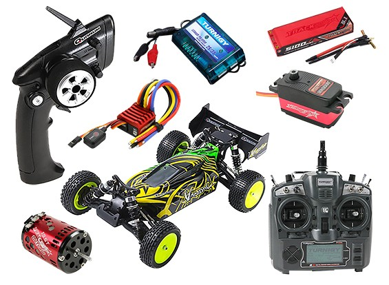 Electronic Power Buggy Ready to Win Combo Set